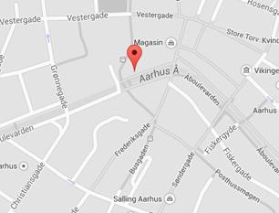 Find Fysioterapien i Århus