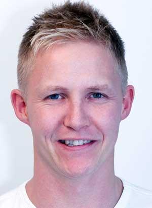 Jakob Svit Jensen - Fysioterapeut med speciale i bl. a. McKenzie og Akupunktur