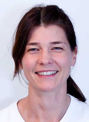Sonja Flensburg - Fysioterapeut med bred uddannelse. Fx mobilisering, Mckenzie og Kirsten Tørsleffs behandlingsmetoder