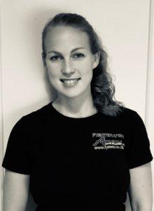 Fysioterapeut Tanja Sandholm - Århus