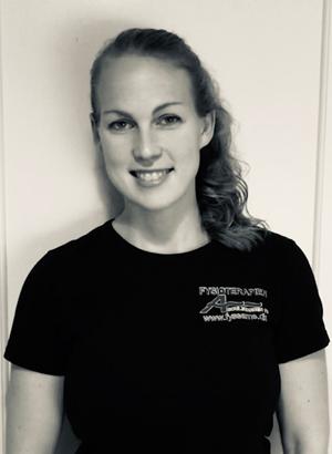 Tanja Sandholm - Fysioterapeut med fokus på børnefysioterapi og babymotorik