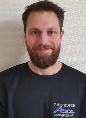 Fysioterapeut Nicolai Adamsen