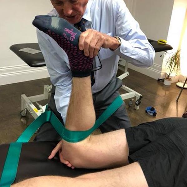 Mulligan koncept består af skånsomme mobiliseringsteknikker af kroppens led