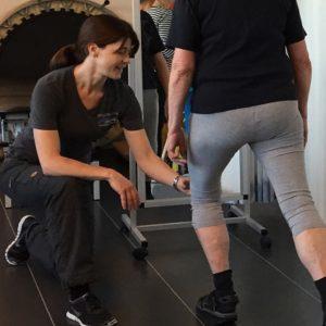 GLA:D træning der styrker hofte og knæ