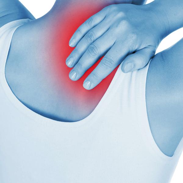 Med god og guidet træning kan nakke og skulder styrkes, så smerter forsvinder