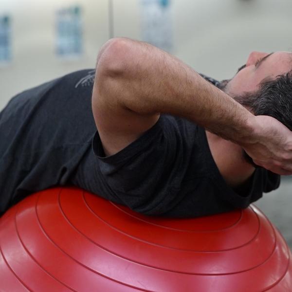 Pilates giver færre spændinger i kroppen