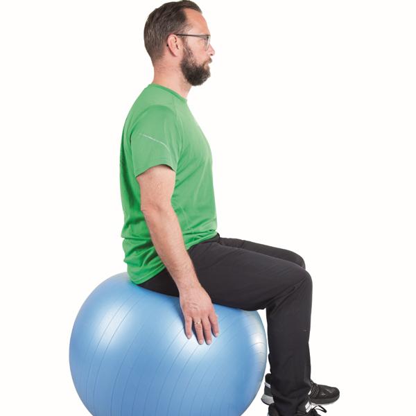 Træning på rygholdet er tilpasset den enkelte deltages fysiske formåen