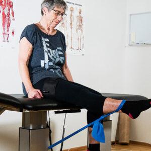 Okklusion er en form for behandling, der giver bedre muskelfunktion med mindre belastninger