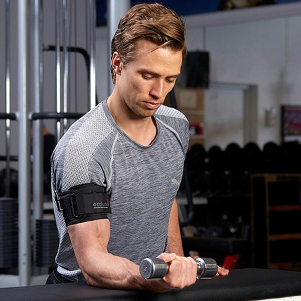 Okklusionstræning er en fysiologisk genvej til at opnå muskeltilvækst