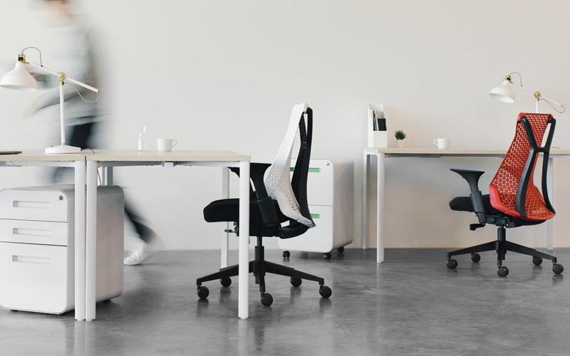 En god ergonomisk arbejdsplads skåner din fysik